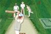 Jeux de filles sportives : le cricket