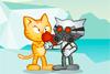 Combats de chat