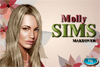 Maquille Molly Sims