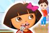 Soigne les dents de Dora