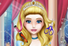 Coiffure princesse
