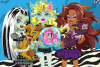 Les Animaux de Monster High