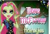 Coiffeuse pour Venus McFlytrap