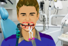 Justin Bieber chez le Dentiste