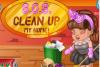 Nettoie la maison