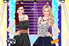 Kelly et Kloé, mannequins à habiller