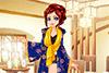 Manteau Kimono