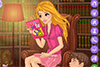 Maman lectrice à habiller
