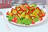 Jolie salade composée