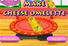 Fait une omelette au fromage