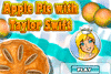 Cuisine une tarte aux pommes pour Taylor Swift