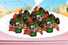 Salade de haricots et de maïs