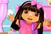 Nouvelle coiffure pour Dora