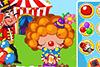 Sarah au cirque