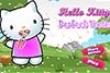 Dents d'Hello Kitty à soigner