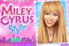 La belle Miley cyrus