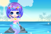 Petite Sirène Princesse