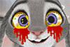 Nettoie les yeux de Judy