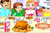 Le diner de Thanksgiving de Juliette