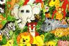 Jeux de filles : observe les animaux