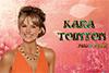 Kara Tointon à maquiller
