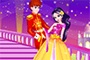 Un Prince et sa princesse à habiller