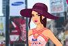 Kylie à la mode de New York