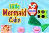 Comment faire un gâteau sirène