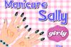Manucure de Sally