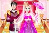 Mariage d'une princesse