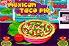 Cuisiner une tarte mexicaine