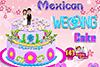 Gâteau de mariage mexicain