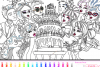 Coloriage de Monster High