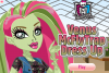 Monster High: habille Venus Mcflytrap