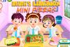 Mini pizzas pour midi