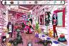 Objets à retrouver au musée Monster High.