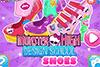 Chaussures Monster High à créer