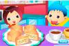 Petits gâteaux aux bonbons