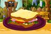Sandwich crudités à faire