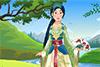 Princesse chinoise à habiller