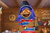 Personnage du Muppet Show à habiller