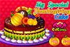 Gâteau pour Thanksgiving