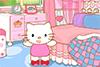 Hello Kitty à préparer pour  l'école