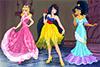 3 princesses à relooker