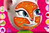Maquille Talking Angela