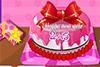 Gâteau du nouvel an