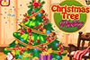 Couper et décorer son sapin de Noël