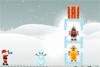Robots, cadeaux et bonhommes de neige