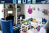 Jouets et objets à trouver dans la maison