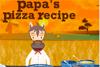 Fais une pizza avec papa